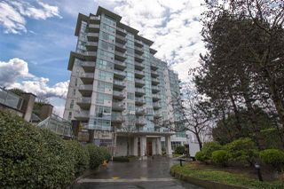"""Photo 1: 1108 2763 CHANDLERY Place in Vancouver: South Marine Condo for sale in """"THE RIVER DANCE"""" (Vancouver East)  : MLS®# R2425024"""