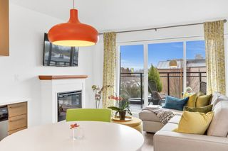 """Photo 1: 402 688 E 18TH Avenue in Vancouver: Fraser VE Condo for sale in """"THE GEM"""" (Vancouver East)  : MLS®# R2448205"""