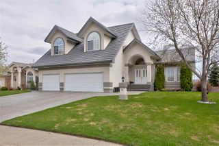 Photo 1: 8 Fountain Creek Drive: Rural Strathcona County House for sale : MLS®# E4197018