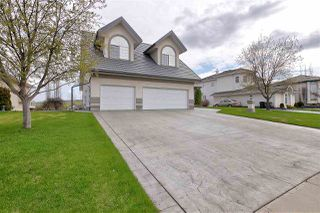Photo 2: 8 Fountain Creek Drive: Rural Strathcona County House for sale : MLS®# E4197018