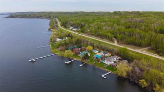 Photo 36: 9 4423 LAKESHORE Road: Rural Parkland County House for sale : MLS®# E4198006