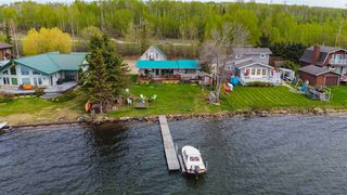 Photo 1: 9 4423 LAKESHORE Road: Rural Parkland County House for sale : MLS®# E4198006
