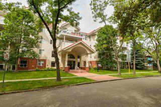 Photo 2: 308 10308 114 Street in Edmonton: Zone 12 Condo for sale : MLS®# E4207837