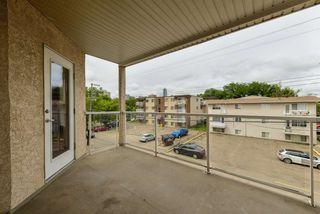 Photo 23: 308 10308 114 Street in Edmonton: Zone 12 Condo for sale : MLS®# E4207837