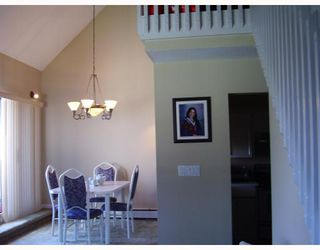 "Photo 5: 5142 HASTINGS Street in Burnaby: Capitol Hill BN Townhouse for sale in ""MAYWOOD"" (Burnaby North)  : MLS®# V784480"