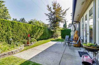 """Photo 28: 14 19452 FRASER Way in Pitt Meadows: South Meadows Townhouse for sale in """"SHORELINE"""" : MLS®# R2487652"""