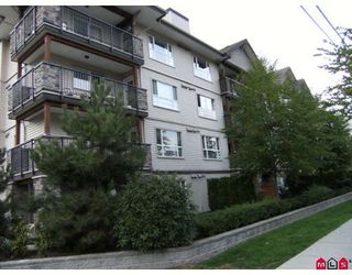 "Photo 1: 203 5465 203RD Street in Langley: Langley City Condo for sale in ""STATION 54"" : MLS®# F2919876"