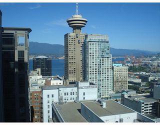 "Photo 4: 2010 610 GRANVILLE Street in Vancouver: Downtown VW Condo for sale in ""THE HUDSON"" (Vancouver West)  : MLS®# V786555"