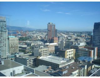 "Photo 5: 2010 610 GRANVILLE Street in Vancouver: Downtown VW Condo for sale in ""THE HUDSON"" (Vancouver West)  : MLS®# V786555"