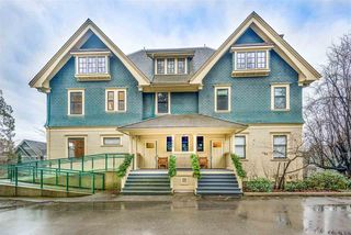 """Photo 2: 202 4250 MARINE Drive in Burnaby: Big Bend Townhouse for sale in """"McGregor"""" (Burnaby South)  : MLS®# R2528672"""