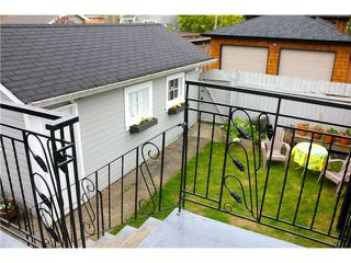 Photo 9: 4325 W 15TH Avenue in Vancouver: Point Grey House for sale (Vancouver West)  : MLS®# V825470