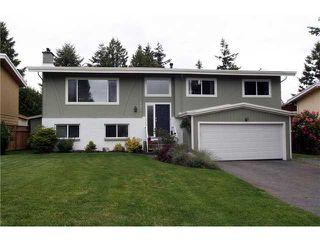 "Photo 1: 5411 5B Avenue in Tsawwassen: Pebble Hill House for sale in ""Pebble Hill"" : MLS®# V831783"