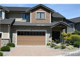Photo 2: 18 630 Brookside Road in VICTORIA: Co Latoria Townhouse for sale (Colwood)  : MLS®# 287063