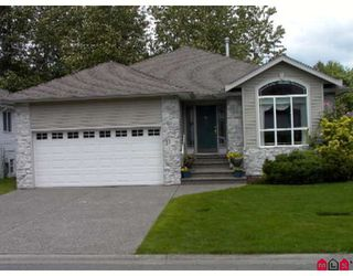 """Photo 1: 31 32250 DOWNES Road in Abbotsford: Abbotsford West Townhouse for sale in """"Downes Road Estates"""" : MLS®# F2819258"""