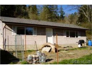Photo 2:  in SOOKE: Sk Kemp Lake House for sale (Sooke)  : MLS®# 390965