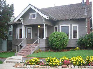 Photo 1: UNIVERSITY HEIGHTS Residential for sale : 3 bedrooms : 1440 Van Buren Ave in San Diego