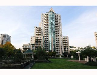 Photo 1: 802 1199 EASTWOOD Street in Coquitlam: North Coquitlam Condo for sale : MLS®# V743498
