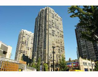 "Photo 10: 1801 950 CAMBIE Street in Vancouver: Downtown VW Condo for sale in ""PACIFIC PLACE LANDMARK 1"" (Vancouver West)  : MLS®# V761727"