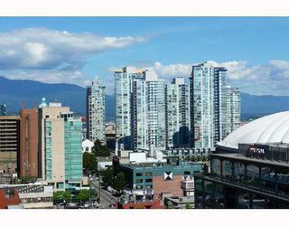 "Photo 8: 1801 950 CAMBIE Street in Vancouver: Downtown VW Condo for sale in ""PACIFIC PLACE LANDMARK 1"" (Vancouver West)  : MLS®# V761727"