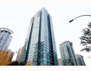 """Photo 1: 1308 1288 W GEORGIA Street in Vancouver: West End VW Condo for sale in """"RESIDENCES ON GEORGIA"""" (Vancouver West)  : MLS®# V772839"""