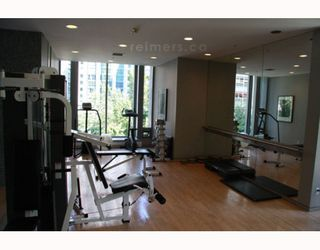 """Photo 7: 1308 1288 W GEORGIA Street in Vancouver: West End VW Condo for sale in """"RESIDENCES ON GEORGIA"""" (Vancouver West)  : MLS®# V772839"""