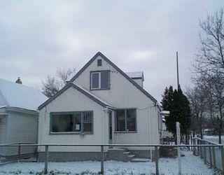 Main Photo: 718 REDWOOD Avenue in WINNIPEG: North End Single Family Detached for sale (North West Winnipeg)  : MLS®# 2416364