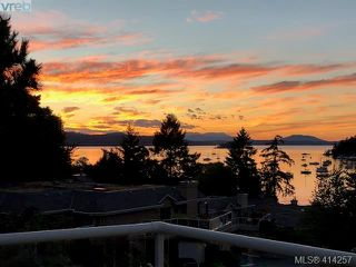 Photo 2: 702 6880 Wallace Dr in VICTORIA: CS Brentwood Bay Row/Townhouse for sale (Central Saanich)  : MLS®# 821617