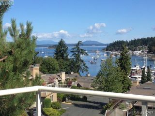Photo 5: 702 6880 Wallace Dr in VICTORIA: CS Brentwood Bay Row/Townhouse for sale (Central Saanich)  : MLS®# 821617