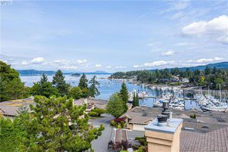 Photo 1: 702 6880 Wallace Dr in VICTORIA: CS Brentwood Bay Row/Townhouse for sale (Central Saanich)  : MLS®# 821617
