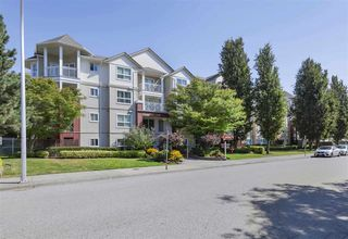 "Main Photo: 306 8068 120A Street in Surrey: Queen Mary Park Surrey Condo for sale in ""MELROSE PLACE"" : MLS®# R2399552"