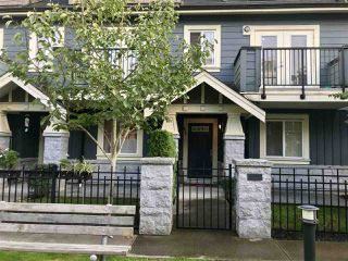 Main Photo: 31 9628 FERNDALE Road in Richmond: McLennan North Townhouse for sale : MLS®# R2403729