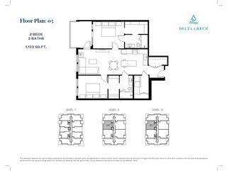 "Photo 2: 303 4674 - 4684 51 Street in Delta: Ladner Elementary Condo for sale in ""DELTA GREEN"" (Ladner)  : MLS®# R2421770"
