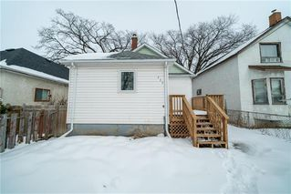 Photo 27: 252 UNION Avenue West in Winnipeg: Elmwood Residential for sale (3A)  : MLS®# 202004978