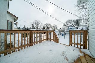 Photo 26: 252 UNION Avenue West in Winnipeg: Elmwood Residential for sale (3A)  : MLS®# 202004978