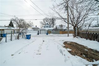 Photo 29: 252 UNION Avenue West in Winnipeg: Elmwood Residential for sale (3A)  : MLS®# 202004978