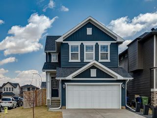 Main Photo: 50 EVANSFIELD Rise NW in Calgary: Evanston Detached for sale : MLS®# C4296561