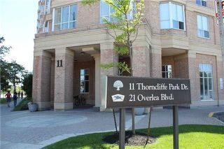 Photo 16: 315 11 Thorncliffe Park Drive in Toronto: Thorncliffe Park Condo for sale (Toronto C11)  : MLS®# C4844085