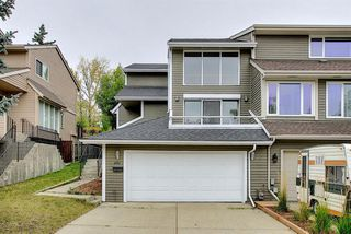 Photo 2: 232 EDGEMONT ESTATES Drive NW in Calgary: Edgemont Row/Townhouse for sale : MLS®# A1033996