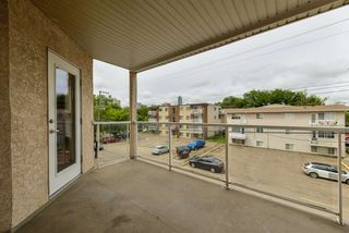 Photo 23: 308 10308 114 Street in Edmonton: Zone 12 Condo for sale : MLS®# E4217886