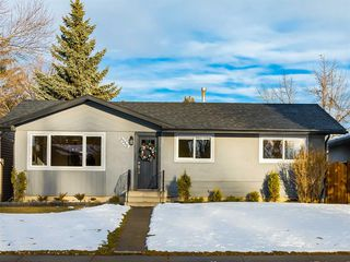Main Photo: 9356 Almond Crescent SE in Calgary: Acadia Detached for sale : MLS®# A1050337