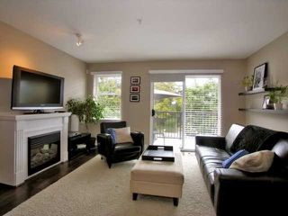 "Photo 2: 203 2780 ACADIA Road in Vancouver: University VW Townhouse for sale in ""LIBERTA"" (Vancouver West)  : MLS®# V792769"