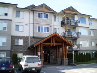 "Photo 2: 202 2955 DIAMOND Crescent in Abbotsford: Abbotsford West Condo for sale in ""Westwood"" : MLS®# F2923442"
