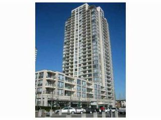 "Photo 1: 1902 7063 HALL Avenue in Burnaby: Highgate Condo for sale in ""THE EMERSON"" (Burnaby South)  : MLS®# V849385"