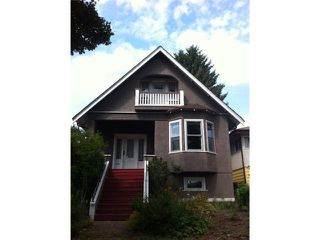 Photo 1: 941 E 62ND AV: South Vancouver Home for sale ()  : MLS®# V905327