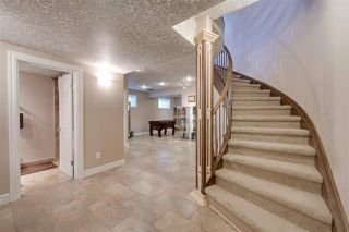 Photo 28: 1247 TREDGER Court in Edmonton: Zone 14 House for sale : MLS®# E4179975