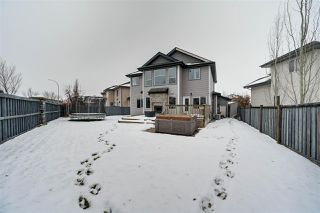 Photo 38: 1247 TREDGER Court in Edmonton: Zone 14 House for sale : MLS®# E4179975