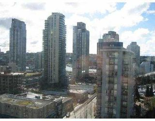 """Photo 4: 1204 1255 SEYMOUR Street in Vancouver: Downtown VW Condo for sale in """"ELAN"""" (Vancouver West)  : MLS®# V781955"""
