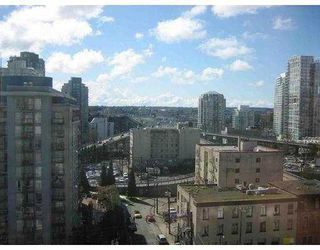 """Photo 2: 1204 1255 SEYMOUR Street in Vancouver: Downtown VW Condo for sale in """"ELAN"""" (Vancouver West)  : MLS®# V781955"""