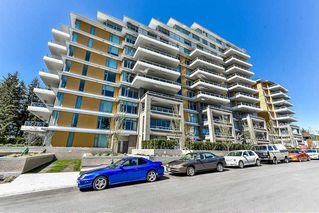 """Photo 1: 706 1501 VIDAL Street: White Rock Condo for sale in """"Beverley"""" (South Surrey White Rock)  : MLS®# R2447891"""
