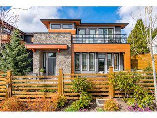 Main Photo: 103 911 DANSEY Avenue in Coquitlam: Coquitlam West House 1/2 Duplex for sale : MLS®# R2448833